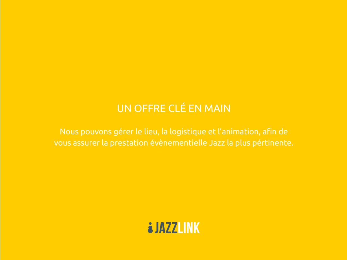 jazzlink le jazz au service de l 39 entreprise